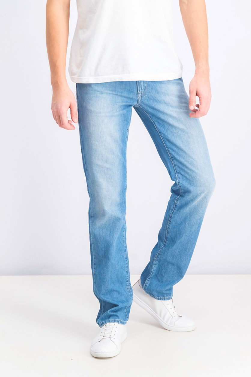 Men's 380 Icon Straight Jeans, Blue