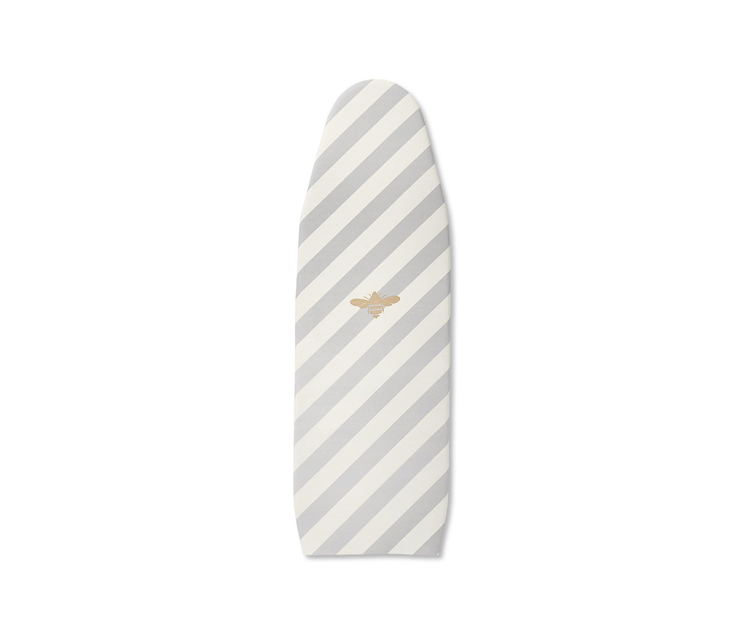 Ironing Board Cover, White/Grey