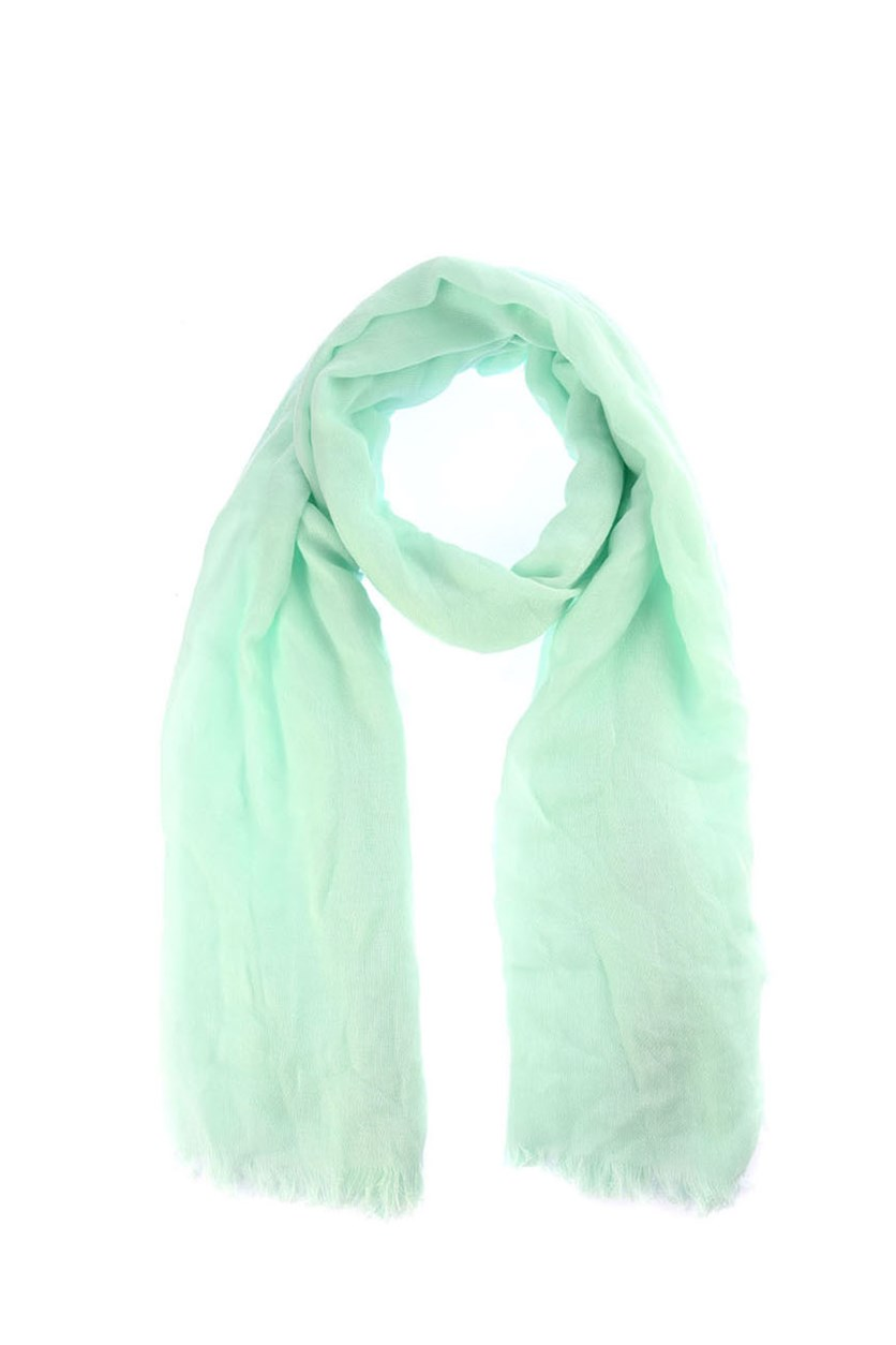 Women's Scarf, Mint