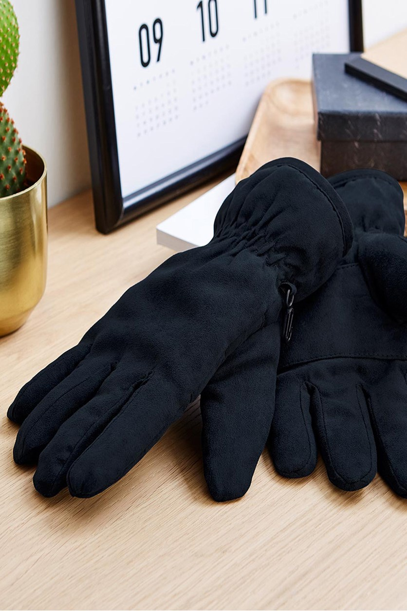 Men's Gloves, Blue