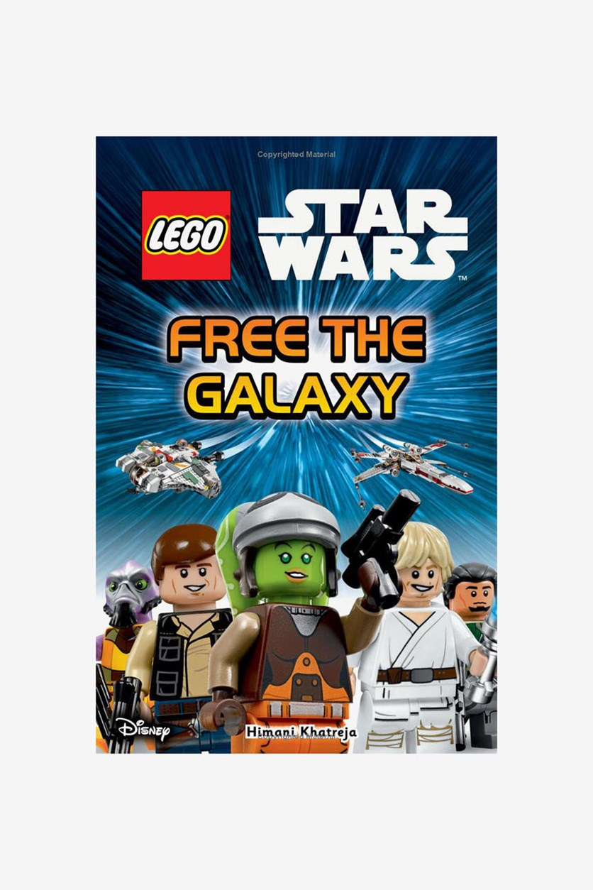 Lego Star Wars Free the Galaxy, Blue Combo