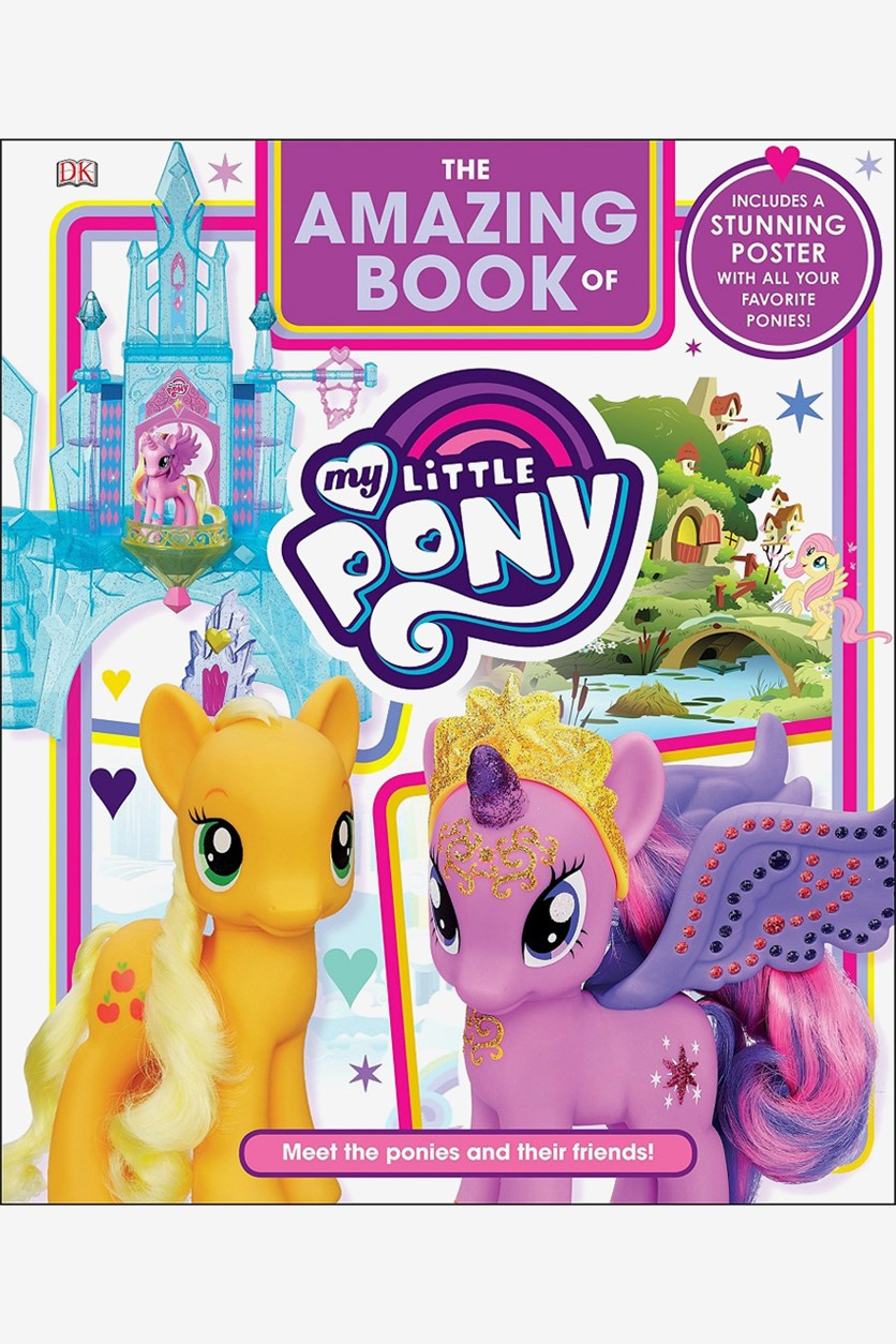 The Amazing Book of My Little Pony, White Combo