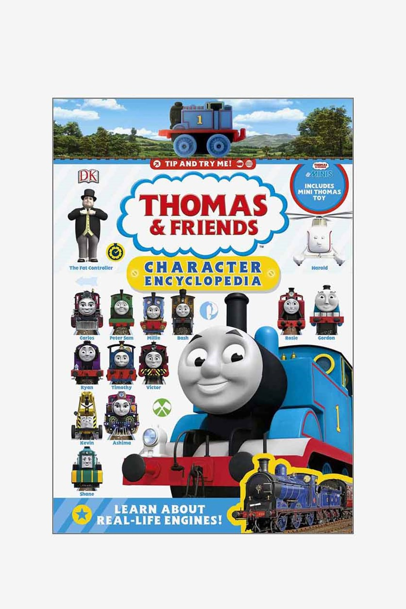 Thomas & Friends Character Encyclopedia, Blue Combo
