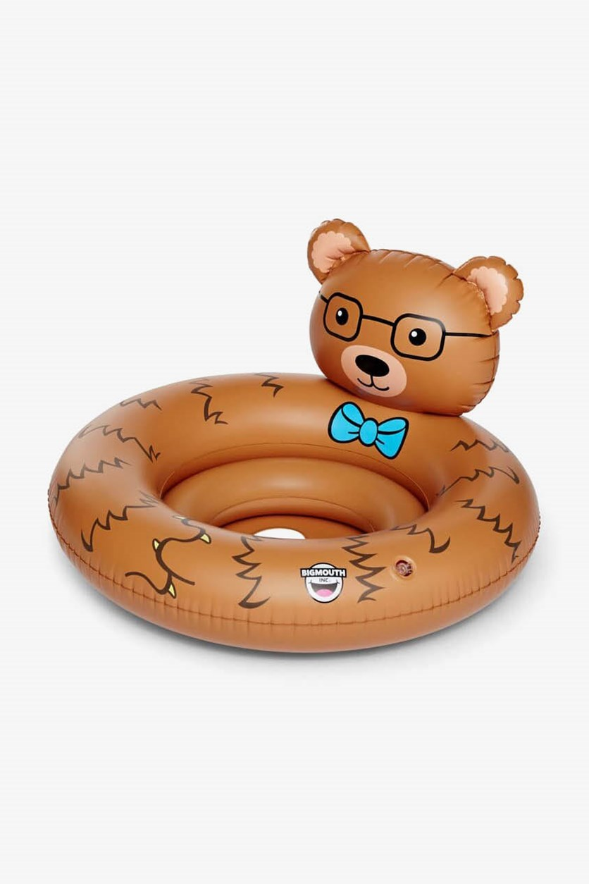Bear Hug Pool Float, Brown