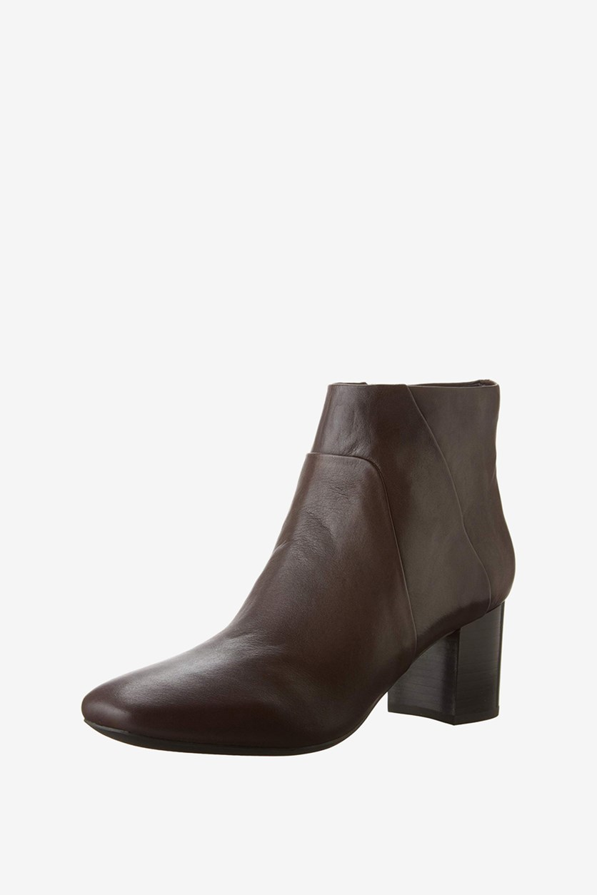 Women's D New Symphony Ankle Boots, Dark Burgundy