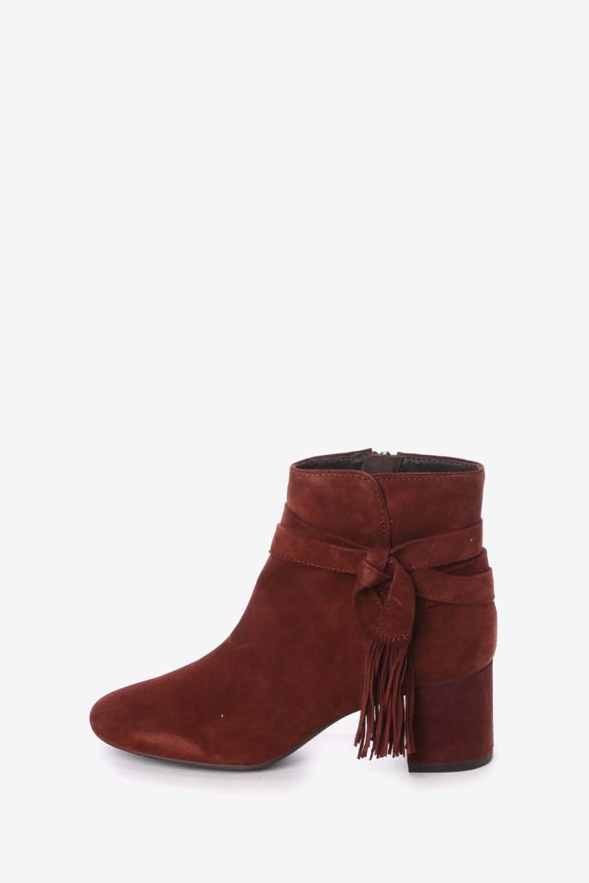 Women's Ankle Boots, Cigar