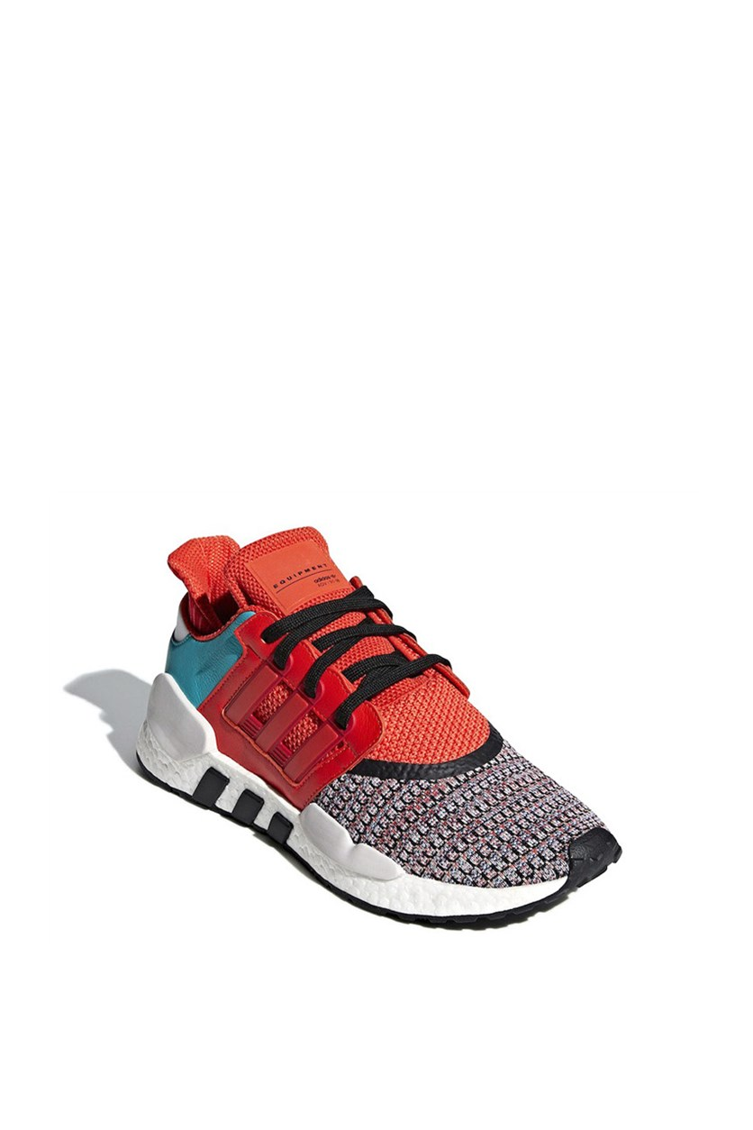 Men's Originals EQT Equipment Support Shoes, Red/Orange/Black