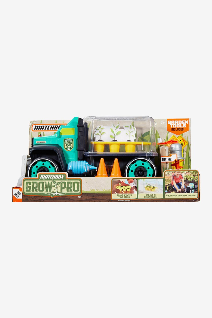 Grow Pro Playset Vehicles Toy, Green
