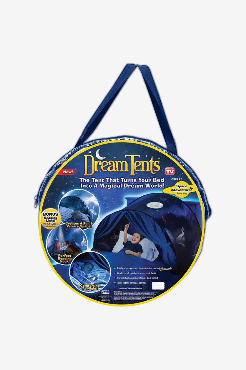 Space Adventure Pop Up Tent, Navy