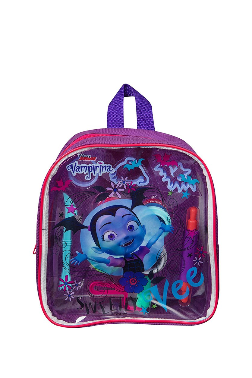 Vampirina Dough Filled Backpack, Purple