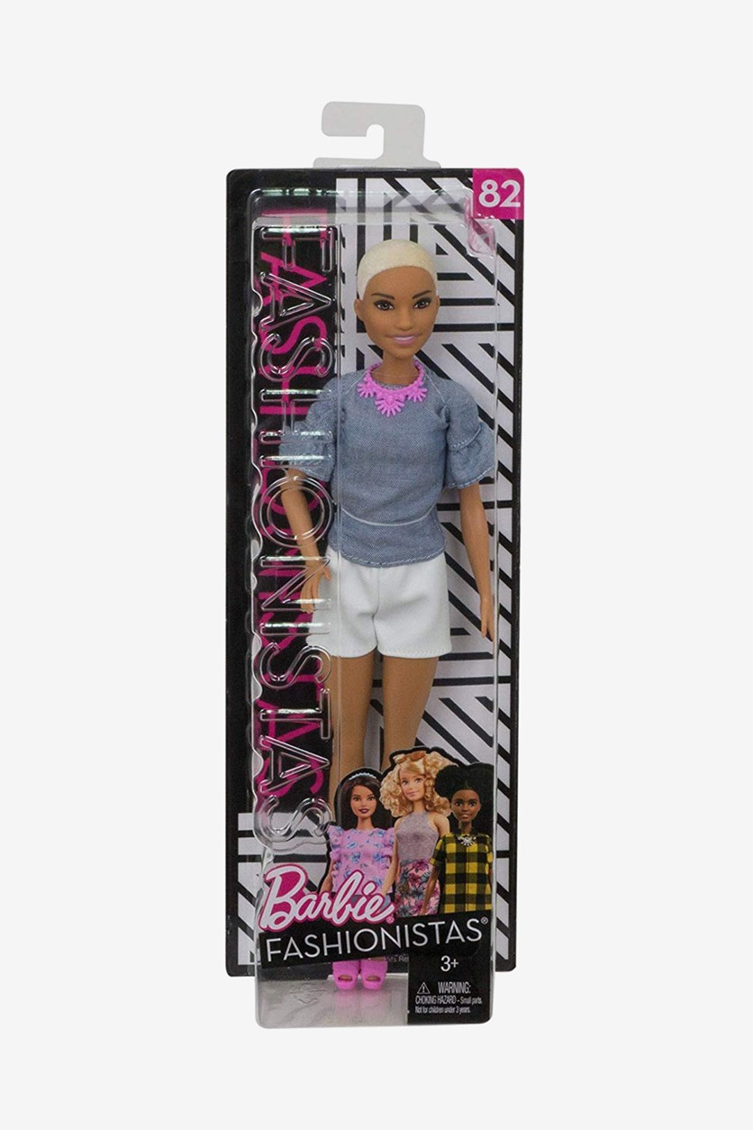 Kids Girl's Fashionistas Doll 82, Chambray