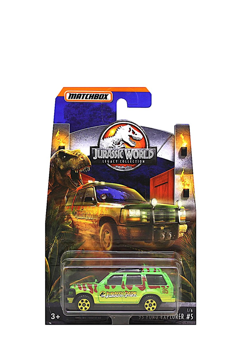 '93 Forf Explorer #5 Diecast Vehicle, Green