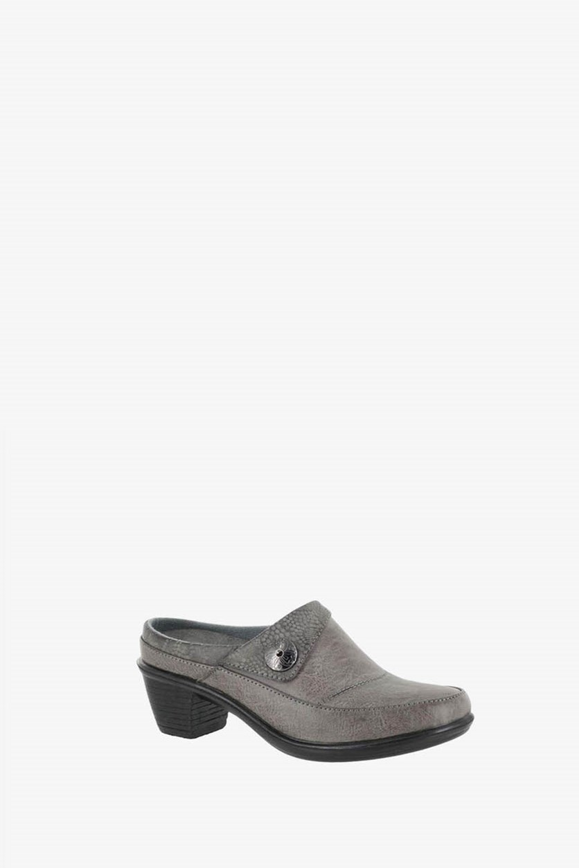 Women's Journey Clogs, Grey