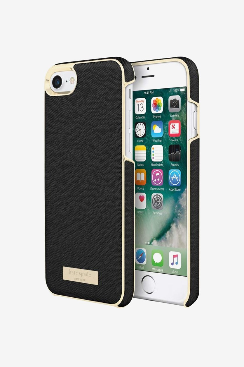 iPhone 7 Wrap Case, Black