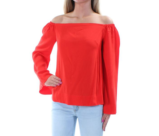 Rachel Roy Off-The-Shoulder Top, Passion
