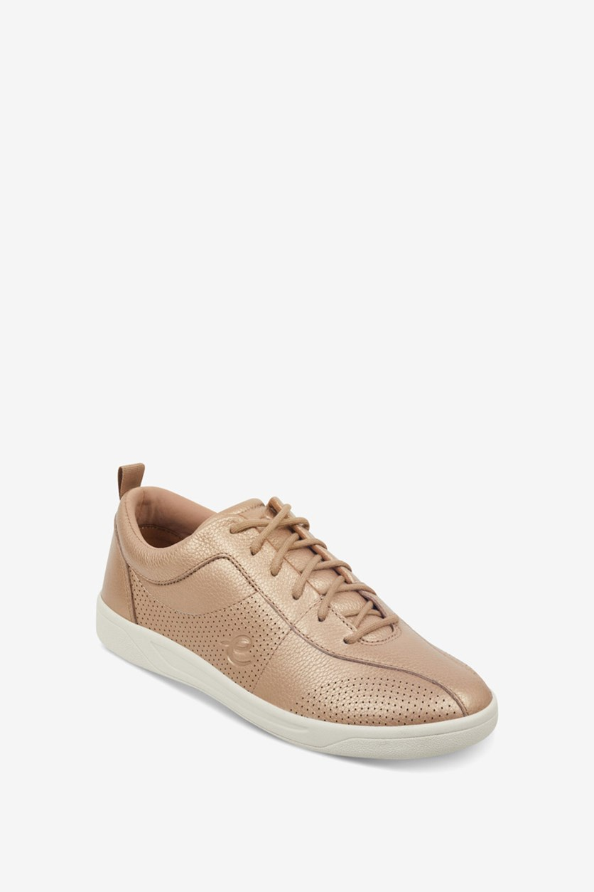 Women's Freney8 Lace-Up Sneakers, Rose Gold