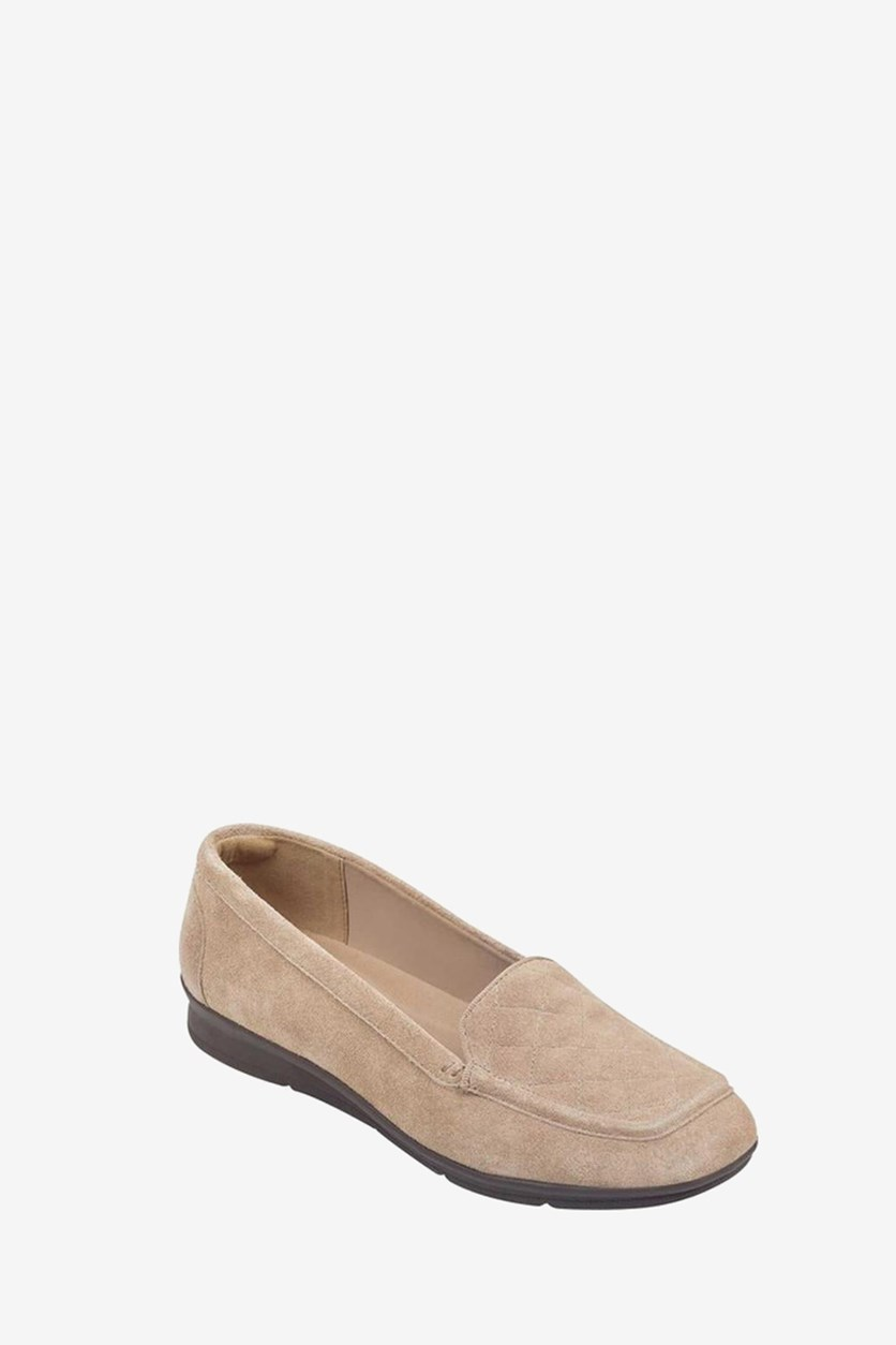Women's Wynter Casual Flats, Beige