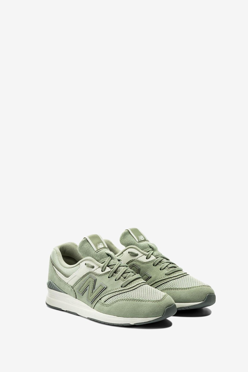 Women's Classic Shoes, Green