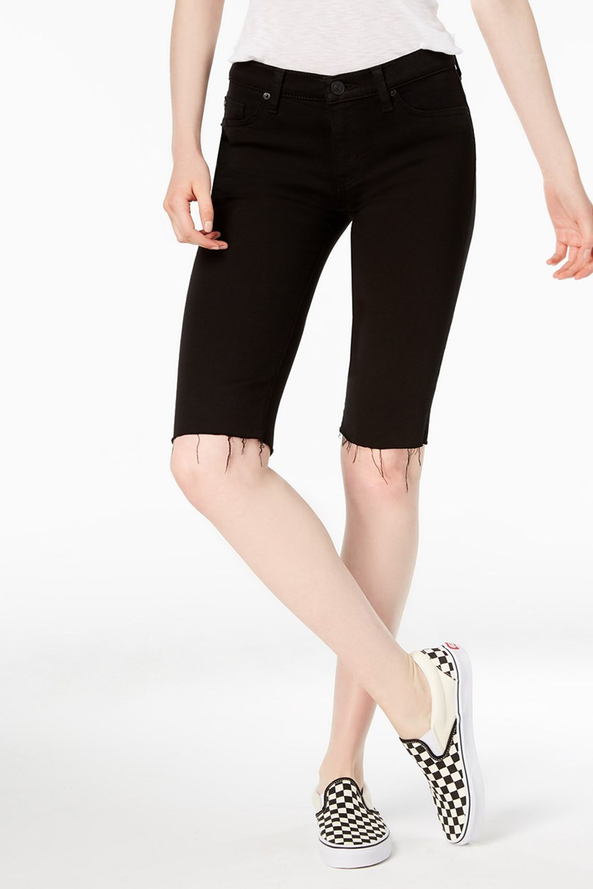 Women's Pull-on Short, Black