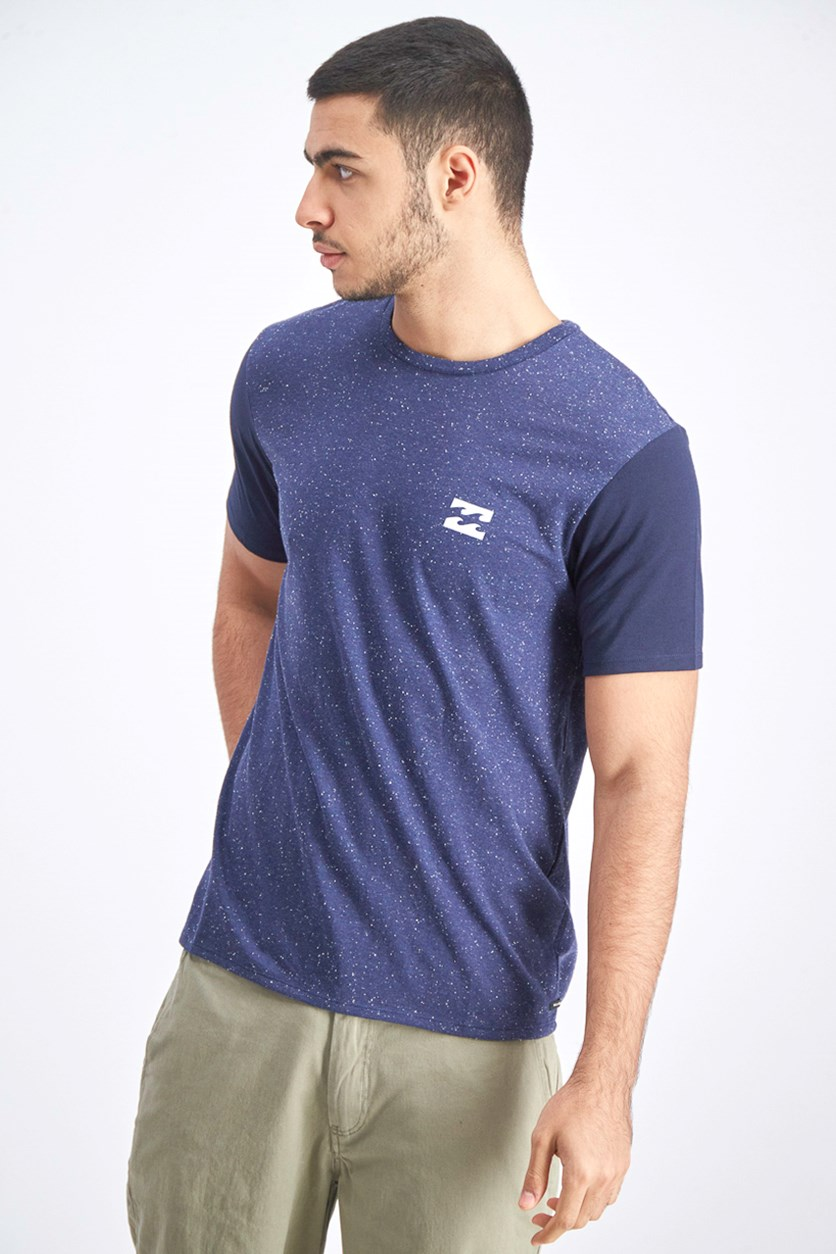 Men's Backliner Tee, Indigo