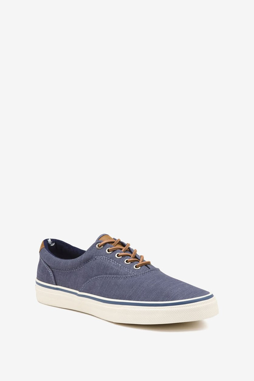 Men's Bass Classic Compass Core Lace Up Sneaker, Chambray