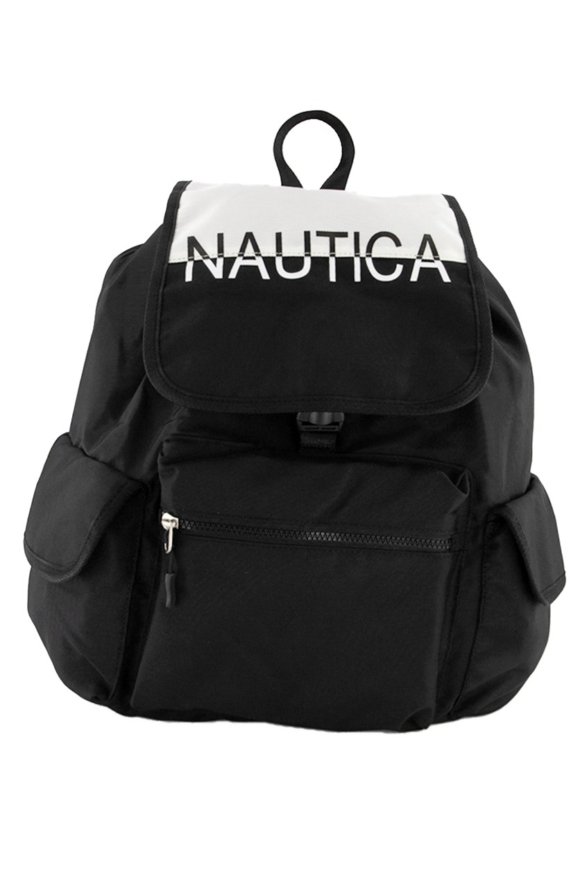 Women's Split Decision Backpack, Black