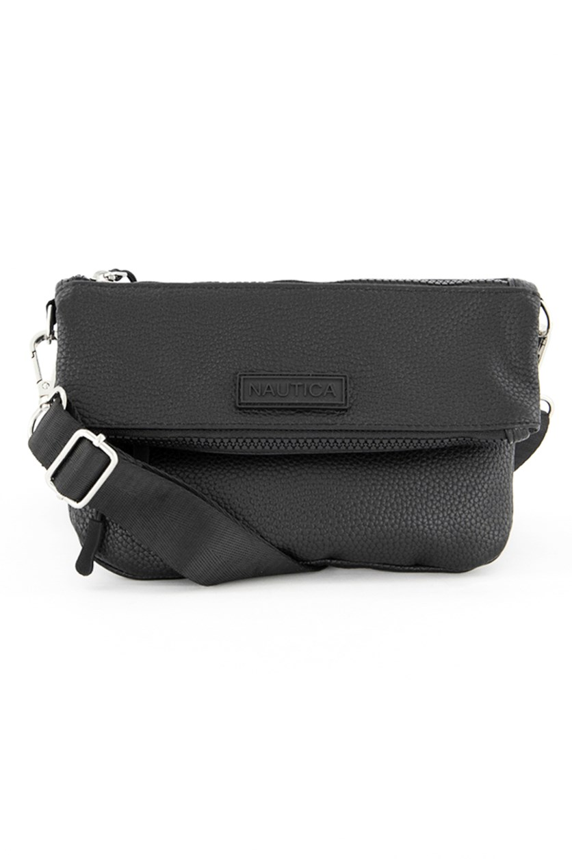 Women's Chapo Convertible Mini Crossbody Bag, Black