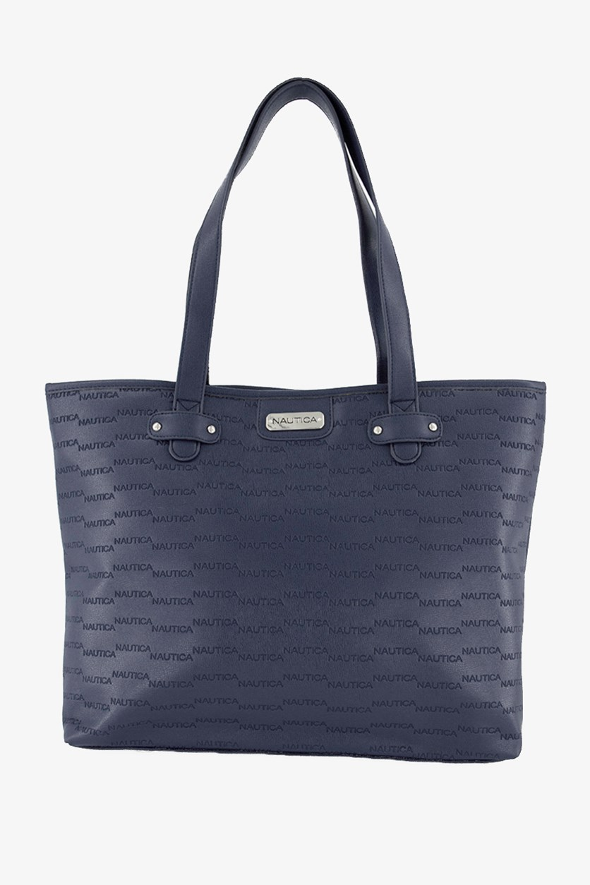 Women's Tote Bag, Indigo