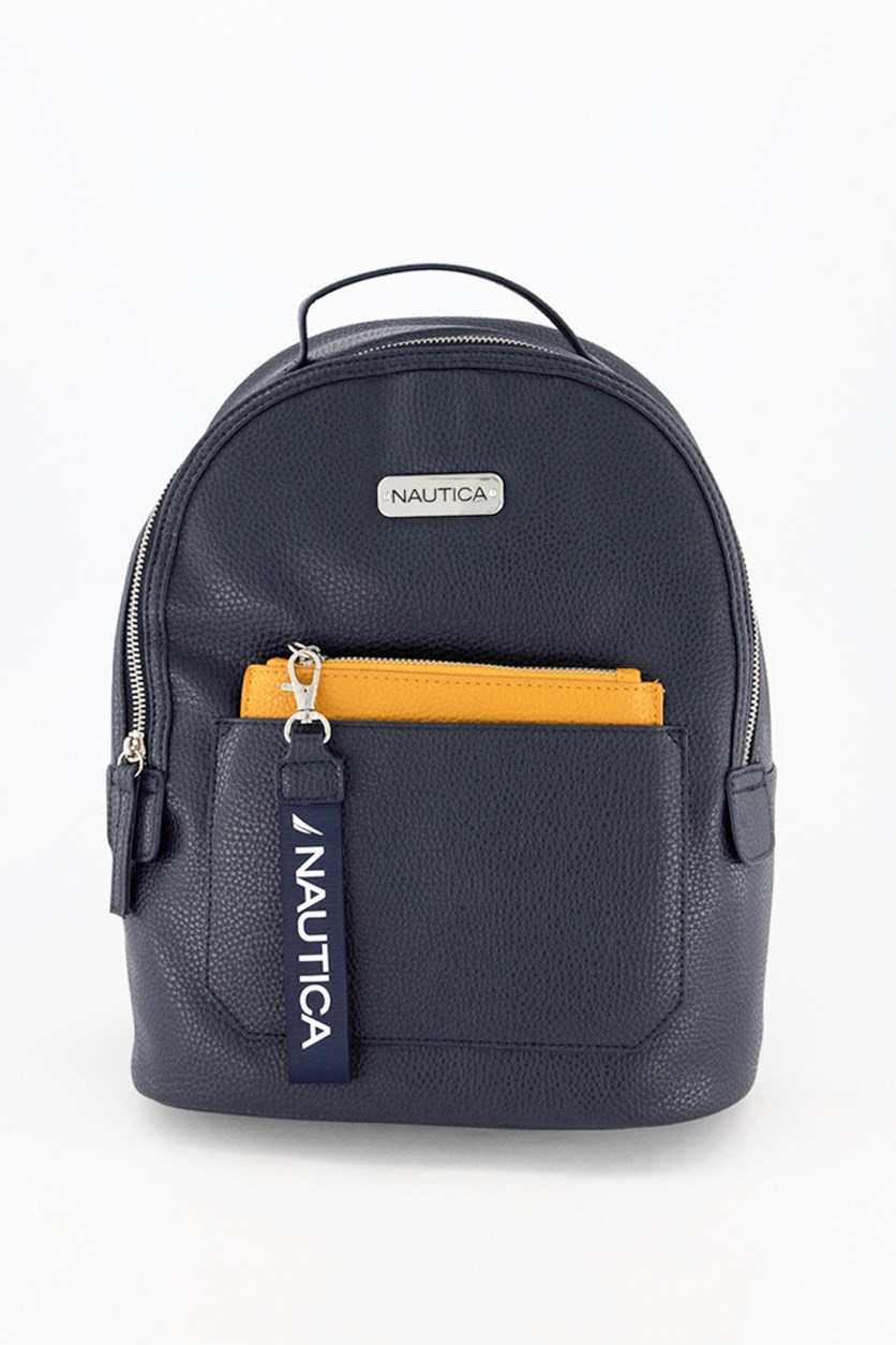 Women's Jr Dome Backpack, Indigo