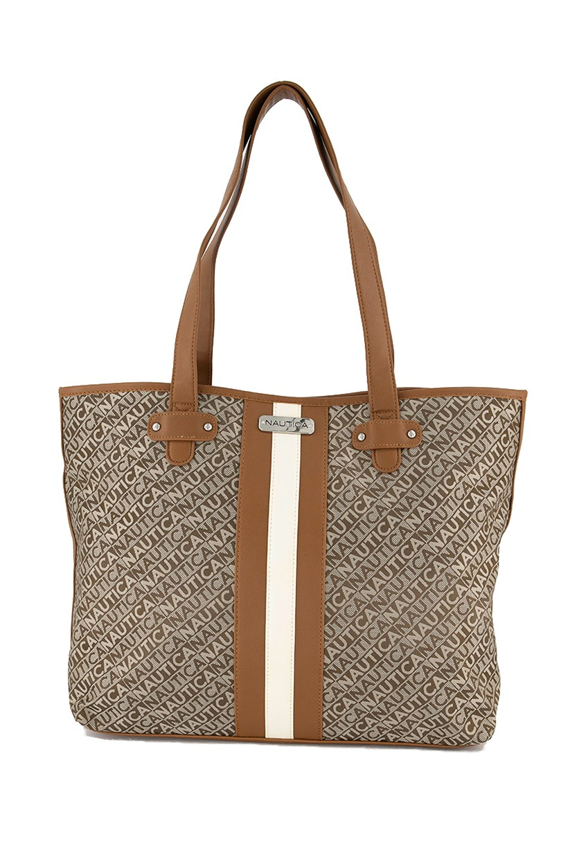 Women's Lakeside Tote, Khaki/Olive