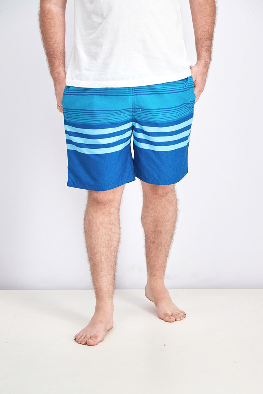Men's Swim Shorts, Blue