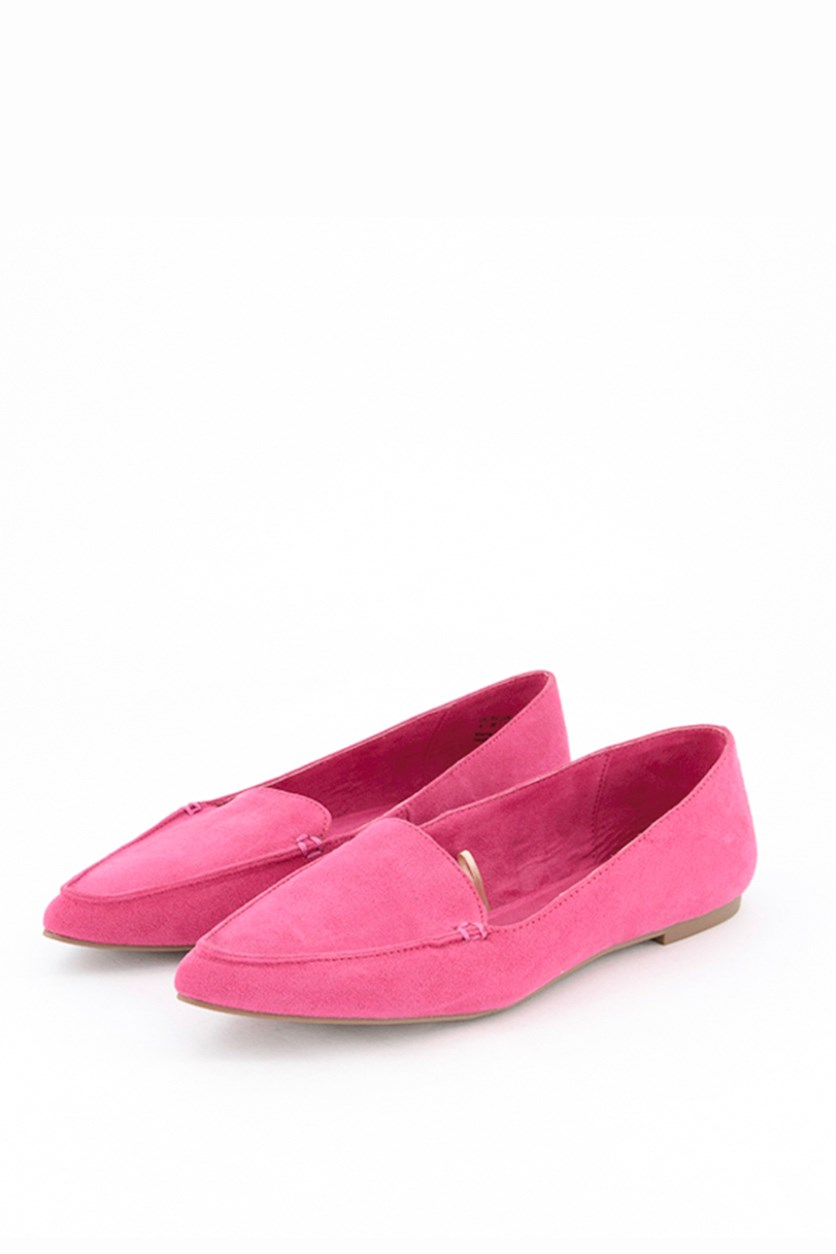 Women's Flats Shoes, Pink