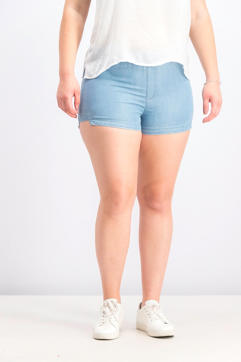 Women's Semblance Shorts, Chambray
