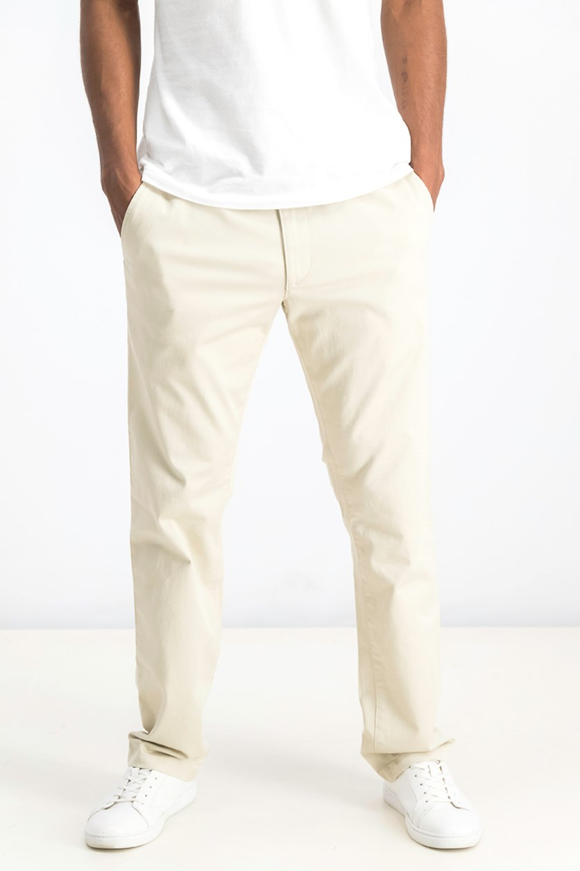 Men's Weekend Stretch Chino Pant, Beige