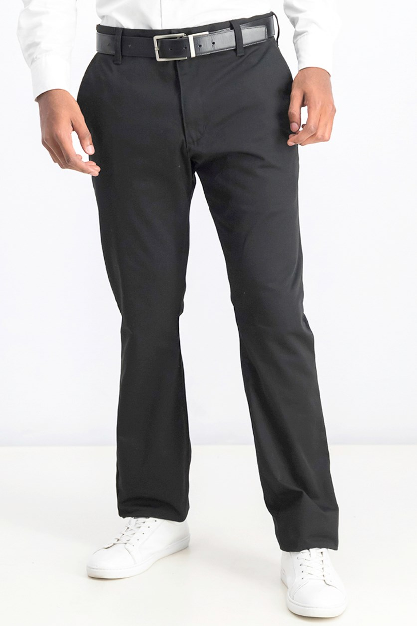 Men's The Week-End Chino Pants, Black