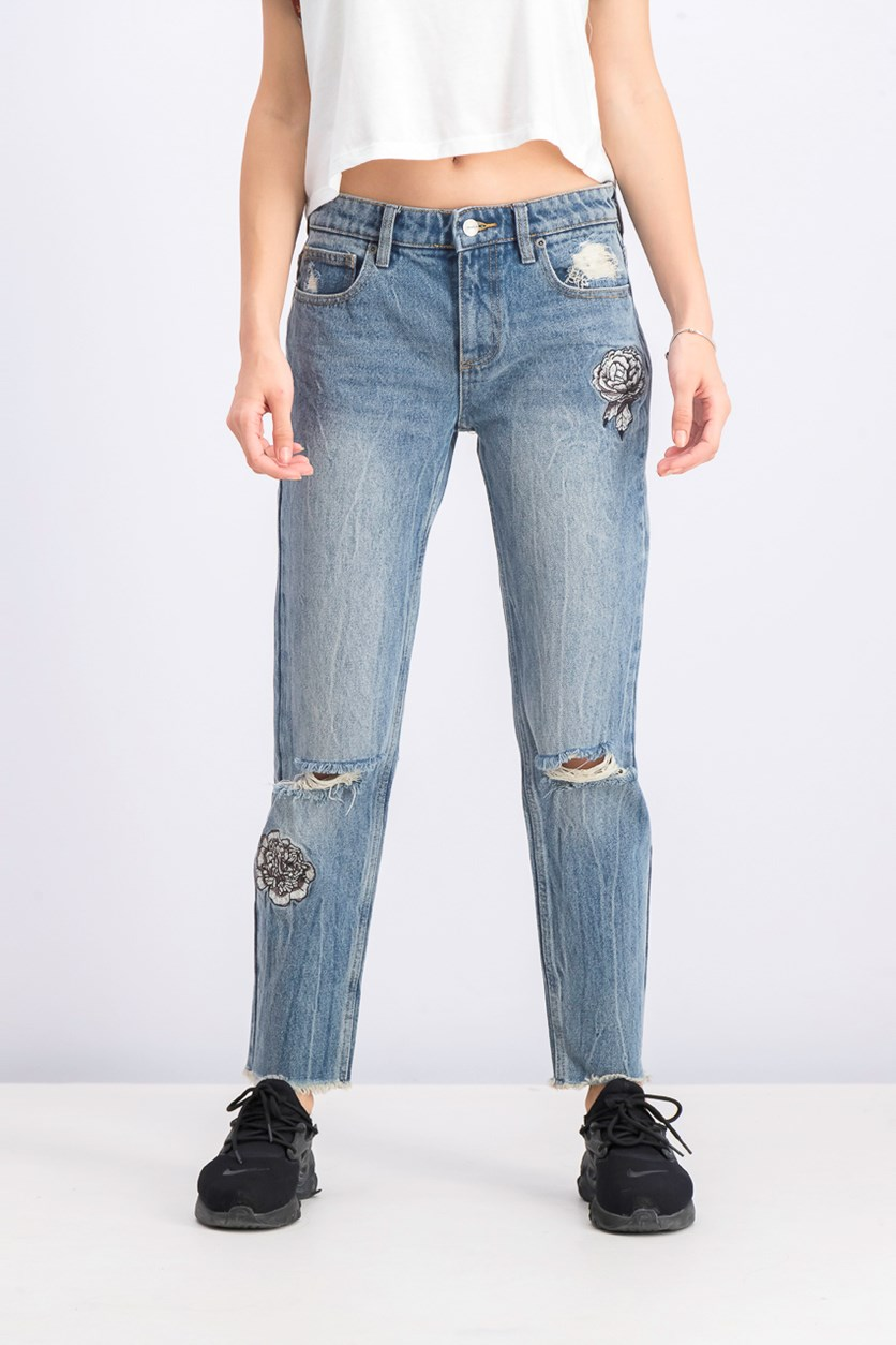 Women's Kewl Kid Anp Denim Jeans, Blue Wash