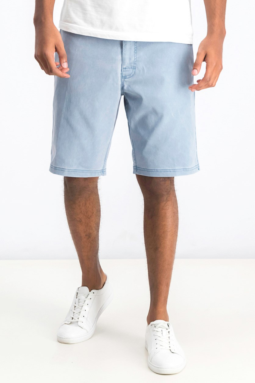 Men's Django Hybrid Shorts, Light Blue