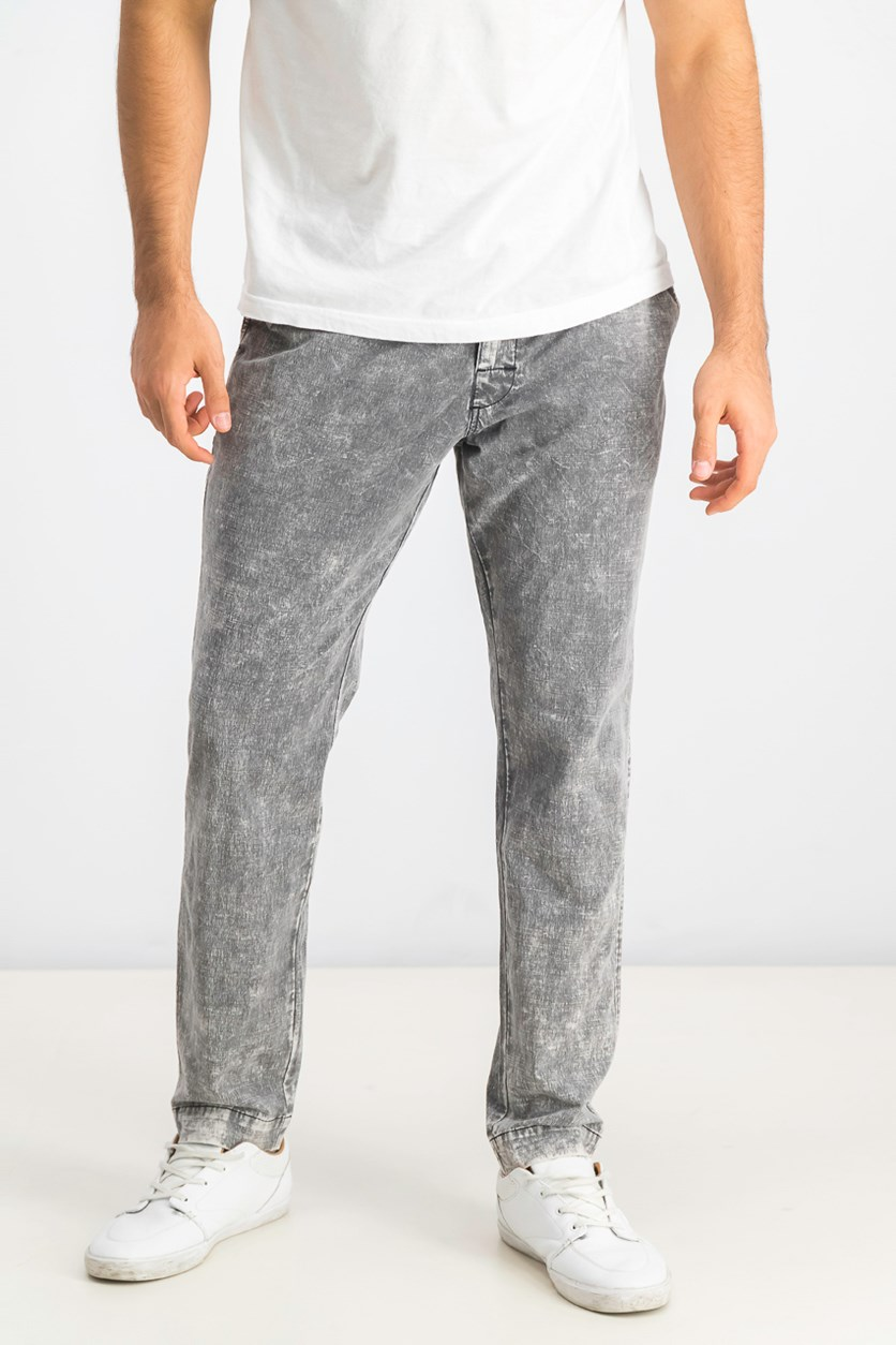 Men's Coastal Hybrid Pants, Washed Grey