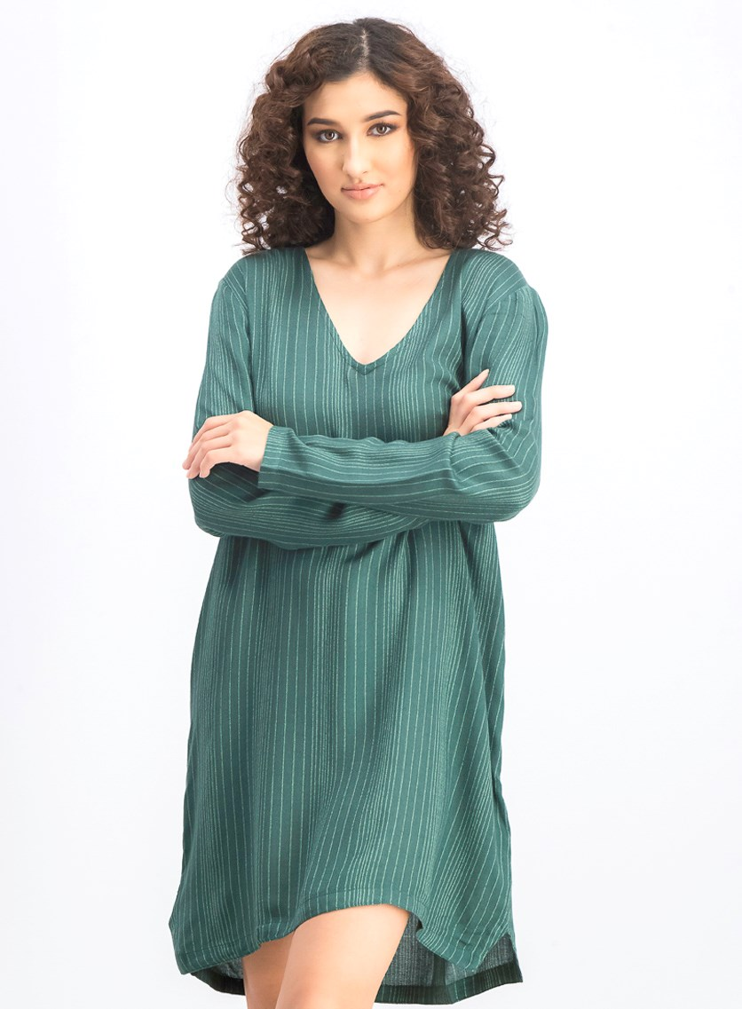 Women's Foxy Lady Dress, Green