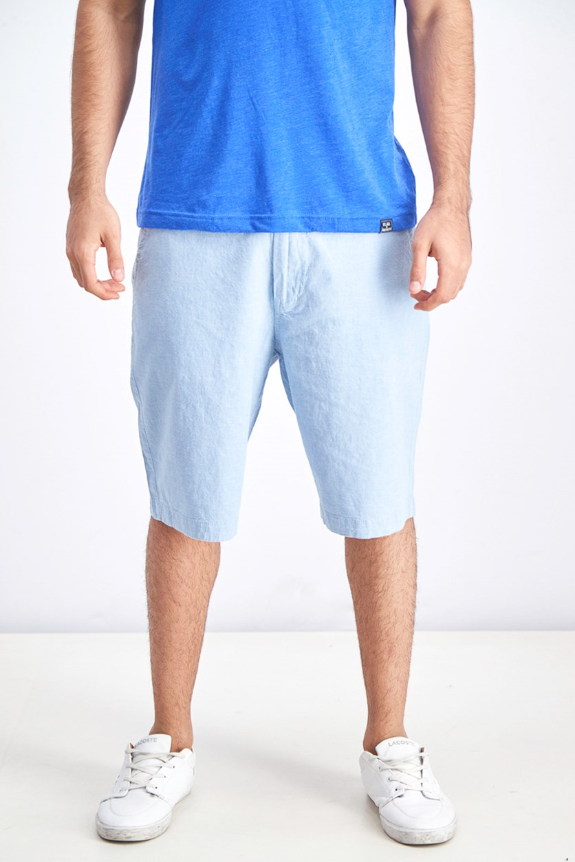 Men's Riverton Shorts, Light Blue
