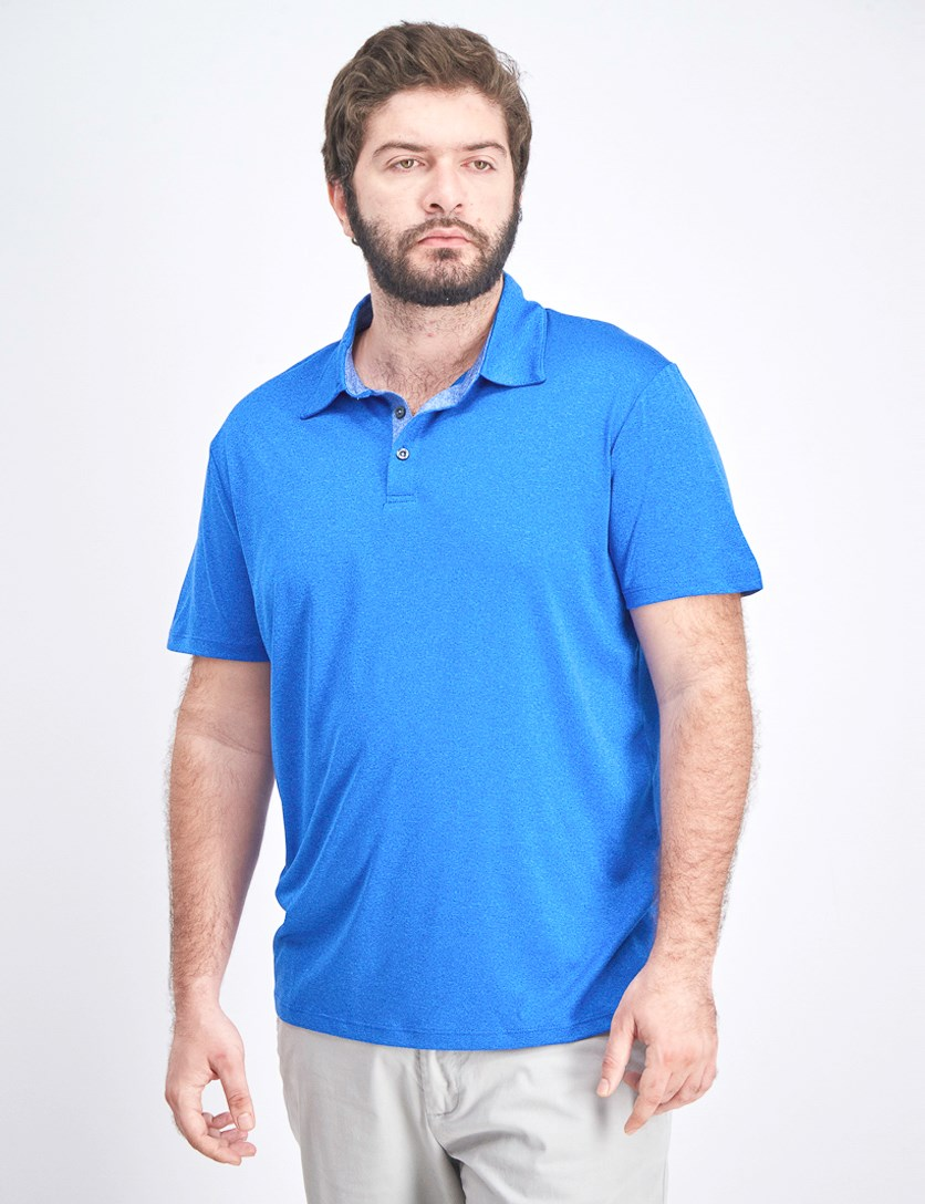 Men's Jetmore Polo Shirt, Blue