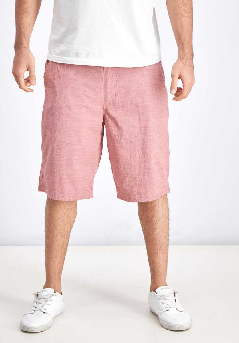 Men's Mccord Shorts, Dark Red