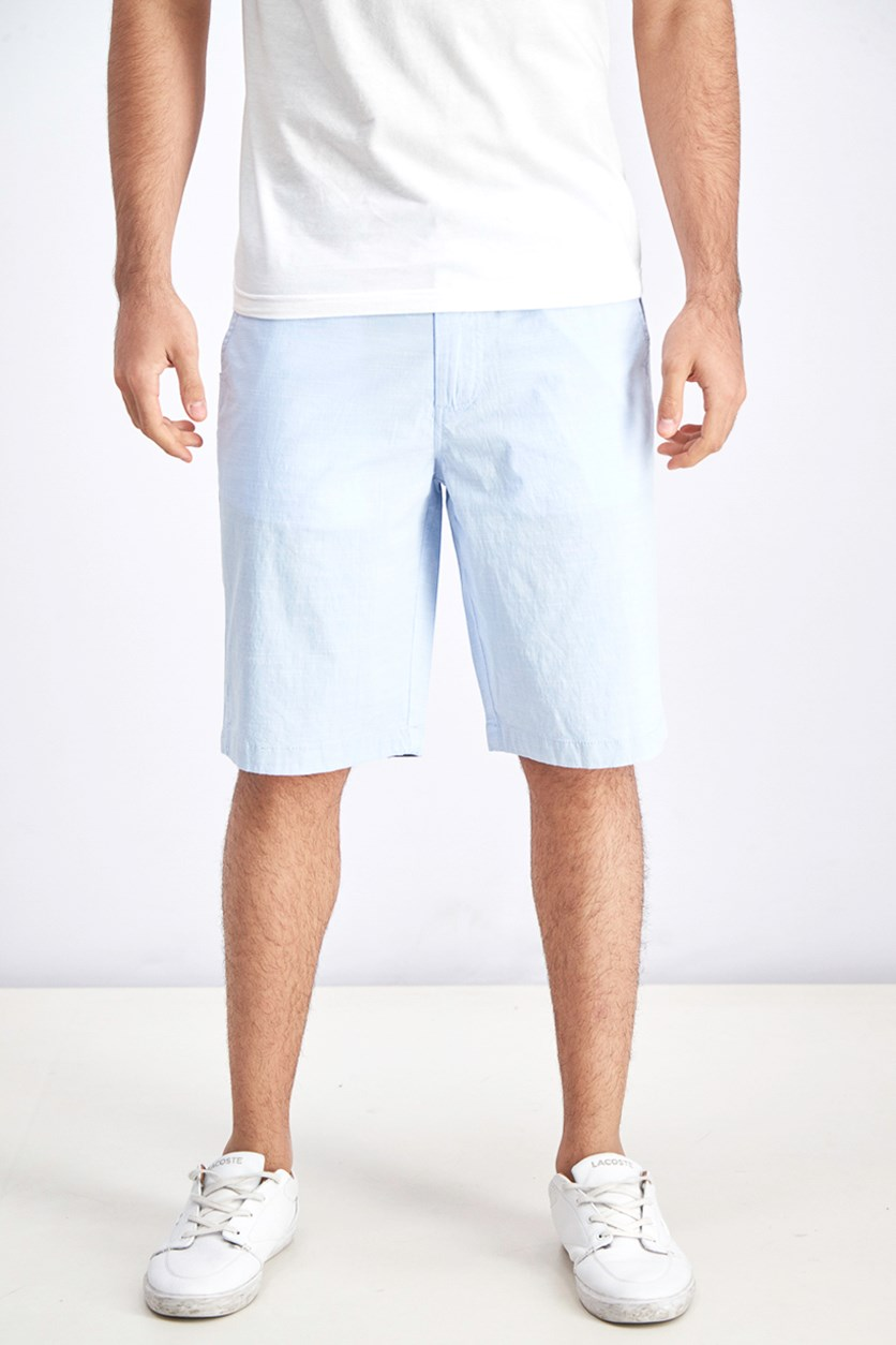Men's Core Shorts, Light Blue