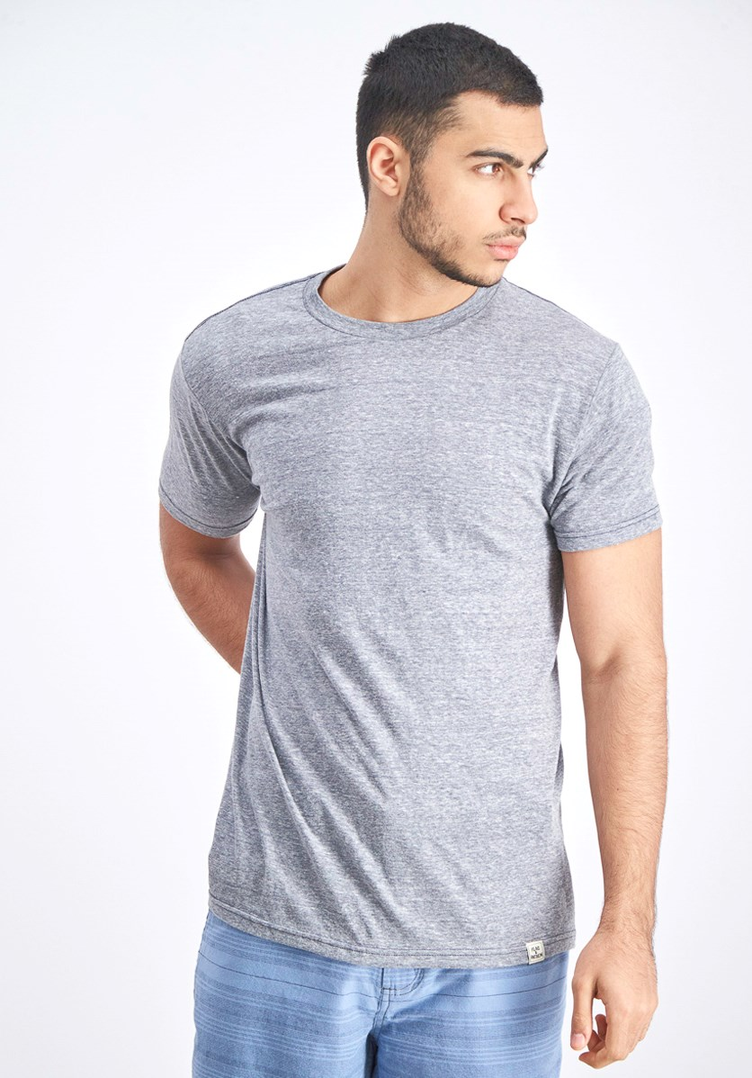 Men's Heather Shirt, Grey
