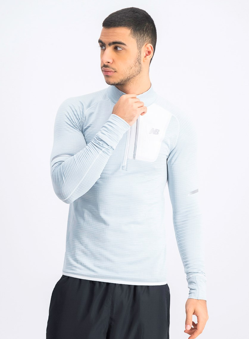 Men's Running Top, Blue