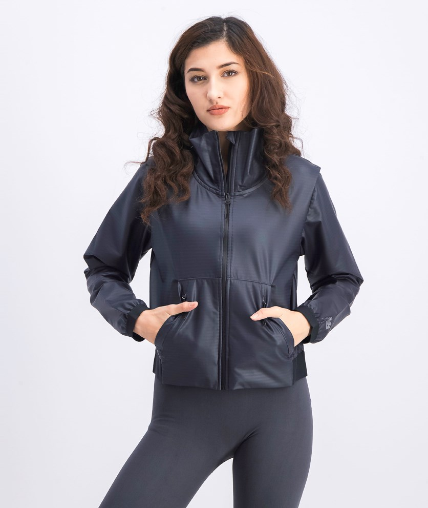 Women's Performance Jacket, Midnight/Black
