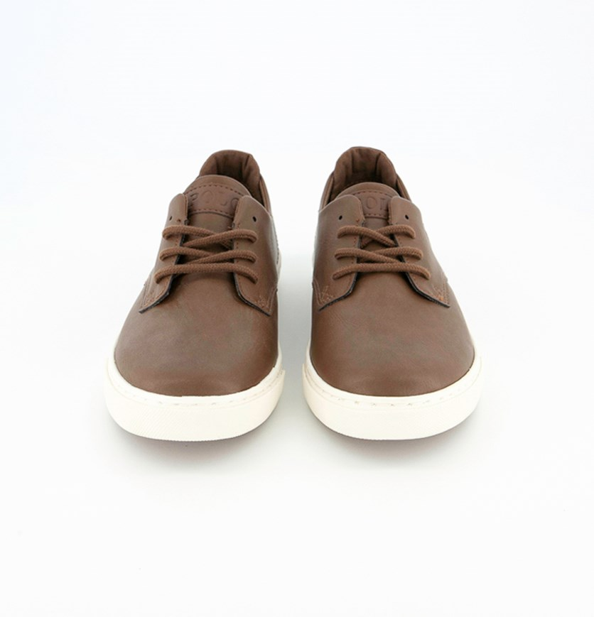 Boy's Thurston Shoes, Chocolate