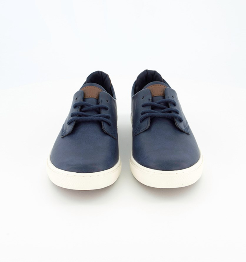 Boy's Thurston Shoes, Navy