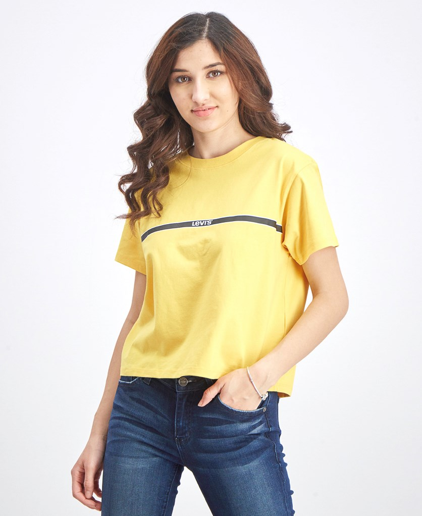 Women's Pullover Tops, Yellow