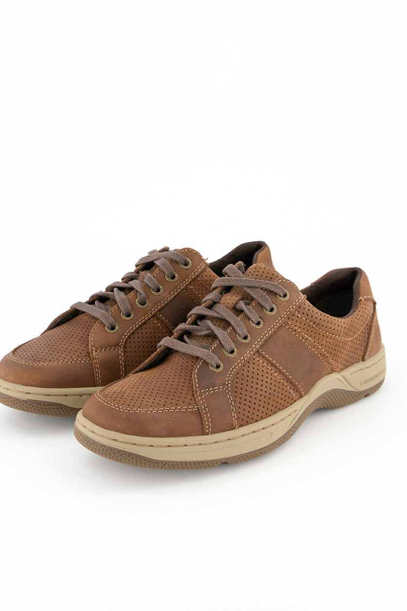 Men's Knight Sneakers Shoes, Brown